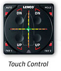 SeaRay--TouchControl