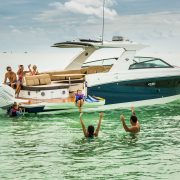 SEA RAY Boats SLX 400 OB Queensland marine Centre